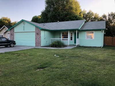 Caldwell Single Family Home For Sale: 2606 Meadow Ave
