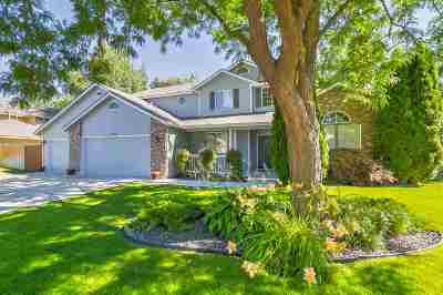Boise, Eagle, Meridian Single Family Home For Sale: 1285 E Kite St