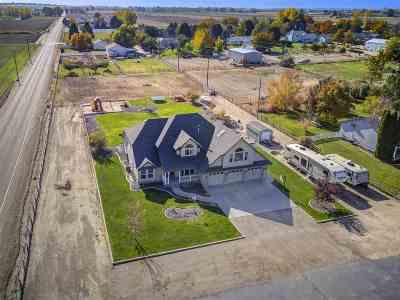 Caldwell Single Family Home For Sale: 511 Keogh Ln.