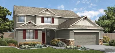 Meridian ID Single Family Home New: $356,900