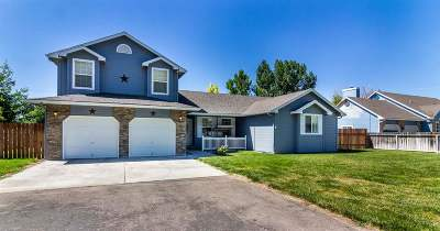 Nampa Single Family Home For Sale: 2108 Nay Dr