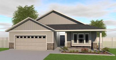 Twin Falls Single Family Home New: 1198 Starlight Loop