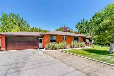 Boise, Eagle, Meridian Single Family Home New: 6900 W Ustick