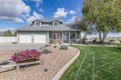 Nampa Single Family Home For Sale: 18840 Midland