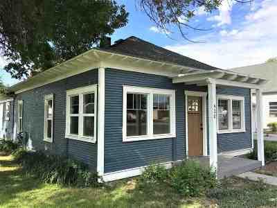 Kimberly Single Family Home New: 420 Center Street E