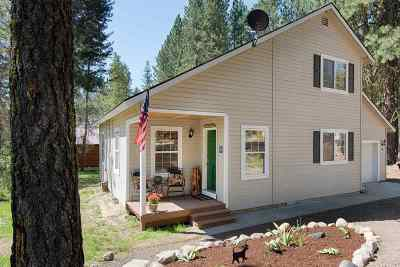 McCall Single Family Home For Sale: 502 Sunset Street