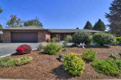 Boise Single Family Home For Sale: 3602 W. Hillcrest Dr.