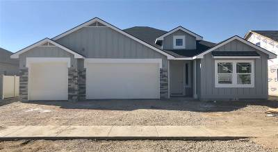 Kuna Single Family Home For Sale: 1099 E Andes Dr.