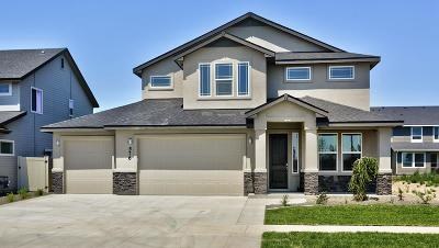 Boise Single Family Home For Sale: 7563 S Wagons West Ave