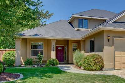 Meridian Single Family Home For Sale: 1828 W Divide Creek St.