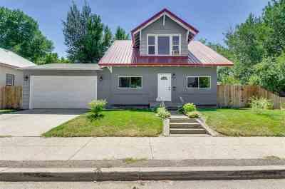 Weiser Single Family Home For Sale: 543 W Idaho