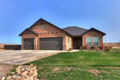 Eagle Single Family Home New: 10060 Highway 16