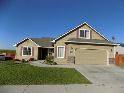 Owyhee County Single Family Home New: 530 Morning Dove Way