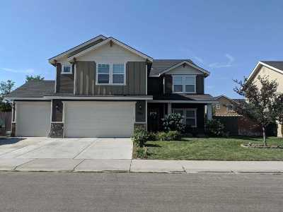 Mountain Home Single Family Home For Sale: 710 SW Foley