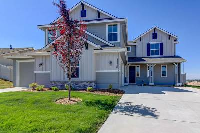 Nampa Single Family Home New: 11150 W Troyer Dr.