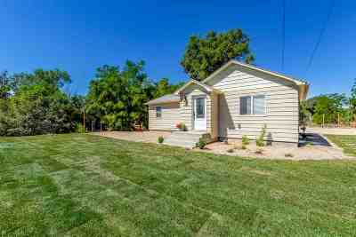 Nampa Single Family Home New: 1325 Chicago St.