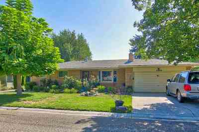 Boise Single Family Home New: 2606 N Chitwood Way