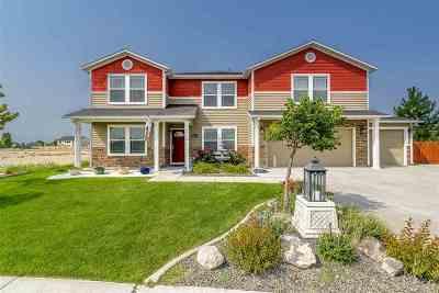 Nampa Single Family Home New: 1604 W Lava Avenue