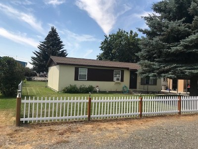 Gooding ID Single Family Home For Sale: $133,000