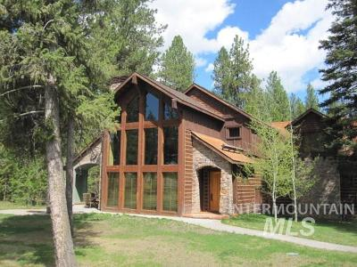 McCall Single Family Home For Sale: 480 W Timbercrest
