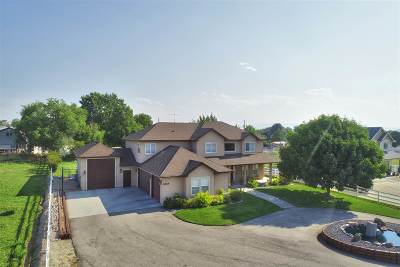 Nampa Single Family Home For Sale: 8858 Stardust Lane