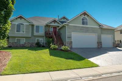Nampa Single Family Home For Sale: 2560 S Skyview