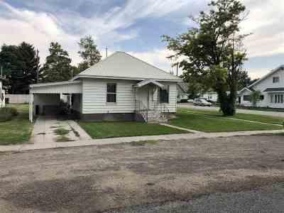 Filer Single Family Home For Sale: 425 6th Street