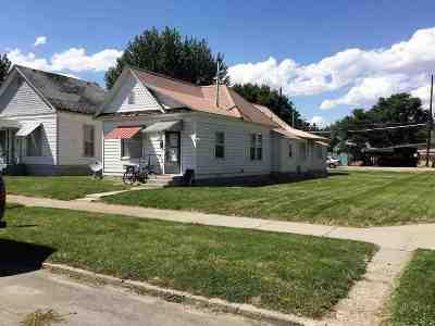 Weiser Multi Family Home For Sale: 116 E Park