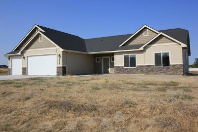 Wilder Single Family Home For Sale: 19925 Wilson Lane