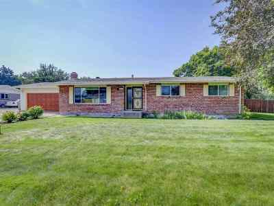 Boise Single Family Home Back on Market: 9575 W La Hontan