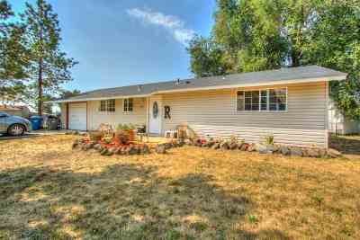 Boise Single Family Home For Sale: 11287 W Hanks St