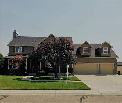 Nampa Single Family Home For Sale: 2004 S Preakness Way