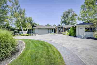 Boise Single Family Home For Sale: 10420 W Stardust Drive