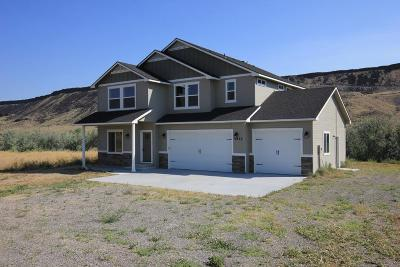Owyhee County Single Family Home For Sale: 9212 Fish Pond Lane