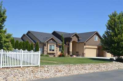 Nampa Single Family Home For Sale: 84 N Arabian Way