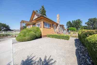 Payette Single Family Home For Sale: 8700 Shannon Rd