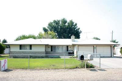 Weiser Single Family Home For Sale: 1123 Indianhead