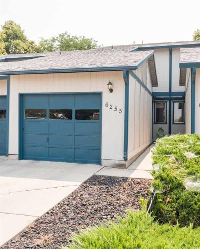 Boise Condo/Townhouse For Sale: 6255 W Morris Hill Rd