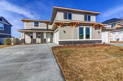 Nampa Single Family Home For Sale: 11344 W Rosette Dr