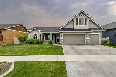 Kuna Single Family Home For Sale: 1193 W Seldovia Drive