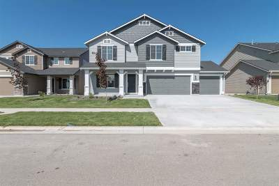 Nampa Single Family Home For Sale: 4648 S Middle Fork Ave.