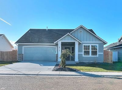 Nampa Single Family Home For Sale: 4629 E Middle Fork Way