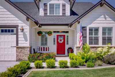 Meridian Single Family Home For Sale: 5975 N Exeter