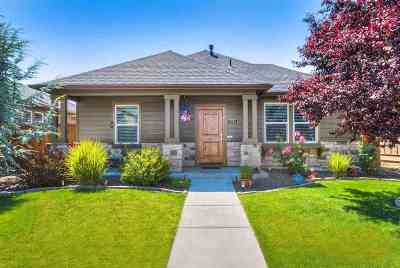 Single Family Home For Sale: 7791 N Abe