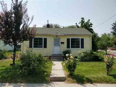 Caldwell Single Family Home Back on Market: 1802 Blaine
