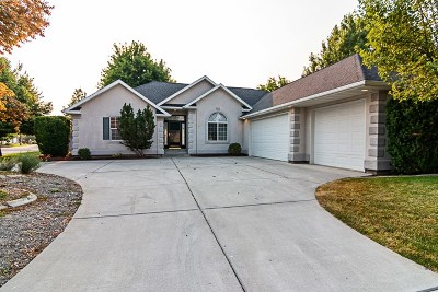 Twin Falls Single Family Home For Sale: 1070 Sawtooth Blvd.