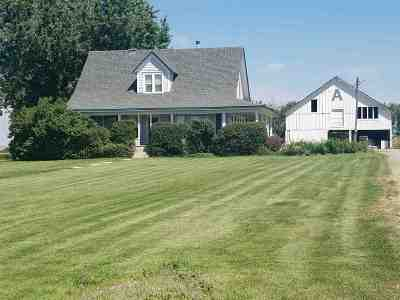 Fruitland Single Family Home For Sale: 6810 Hwy 95