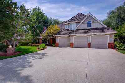 Boise Single Family Home For Sale: 5323 N Cattail Way