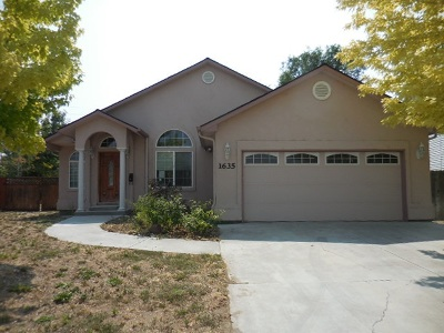 Nampa Single Family Home For Sale: 1635 W Streamside Ave