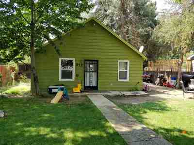 Nampa Multi Family Home Back on Market: 915 Fern St